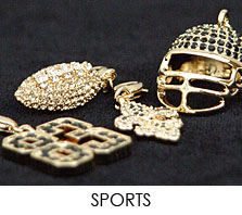 Sports & Number Charms