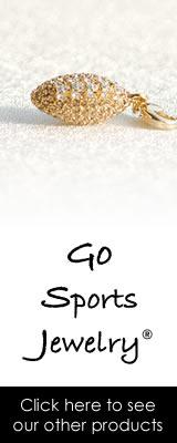 Go Fleur It - Geaux Sports Jewelry Necklace