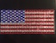 View Rhinestone Sticker USA American Flag Image 1
