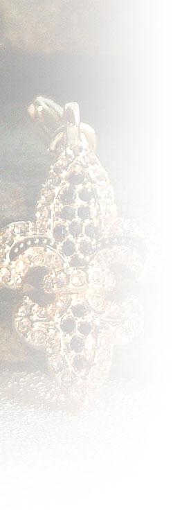 Go Sports Jewelry Fleur de Lis